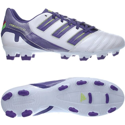 Adidas Predator Absolion TRX FG WEISS G40906 Size: EUR 44 2/3 | UK 10 | US 10,5 | CM 28,5 - size 44 2/3