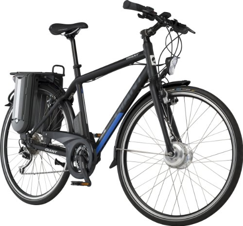 Giant E Bike Twist Express RS 0 schwarz matt