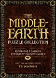 img - for The Middle Earth Puzzle Collection: Riddle & Enigmas Inspired by Tolkien's World book / textbook / text book