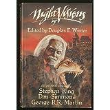 copertina libro Night Visions 5 by Stephen King (1988 06 01)