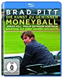 DVD Cover 'Die Kunst zu gewinnen - Moneyball [Blu-ray]