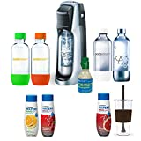 Sodastream Fountain Jet Soda Maker Starter Kit