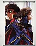Home Decor Japanese Anime Code Geass Lelouch of the Rebellion POSTER WALL Scroll - Lelouch Lamperouge -23.6 X 35.4 Inches -P107356001