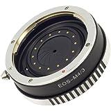Objectif adapté au Micro 4/3 adaptateur Pour Canon EOS/EF ; Panasonic G1, GH1 GF1, GH2, G2, G10, GF2 ; Olympus E-P1, EP-2, E-PL1, E-PL2 DC176