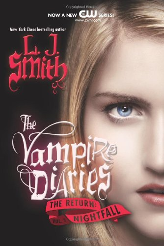 Cover of Nightfall (The Vampire Diaries, The Return, Vol. 1)