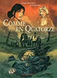 img - for Comme en quatorze book / textbook / text book