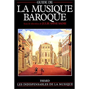 La musique baroque par Bukofzer/Mf