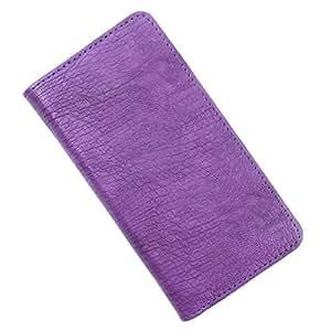 DooDa PU Leather Case Cover For Karbonn Titanium S8