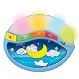 Mitashi Skykidz Lullaby Moon Night Light, Multi Color
