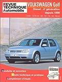 Rta 622.2 Golf IV Diesel Sdi Tdi 90 a 150 Cv 98/03