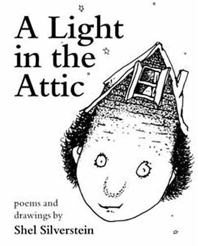 A light in the attic cover
