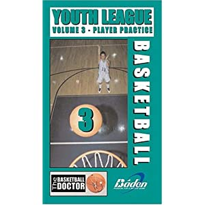 Youth League Volume 3 Player Practice Basketball movie