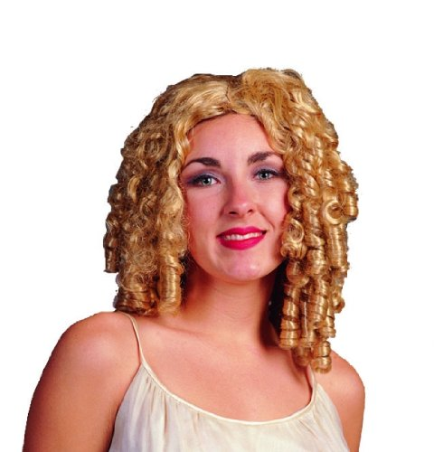Adult Blonde Southern Belle Costume Wig