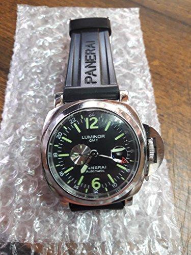 panerai-luminor-gmt-automatic-luxury-mens-watches-work-great-very-buotefull