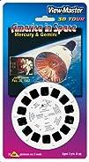 View-Master 3D 3-Reel Card America in Space Mercury   Gemini