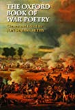 Book cover for The Oxford Book of War Poetry