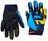 Fox Racing Dirtpaw Race Glove - Kids Vandal Yellow/Blue, S