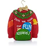 Holiday Sweater 2013 Hallmark Ornament