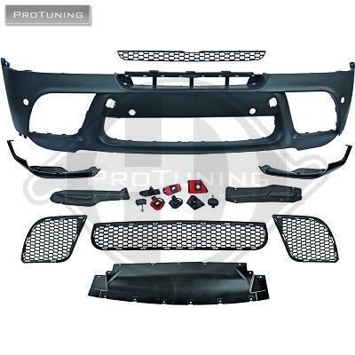 bmw-x6-e71-parachoques-delantero-m-performance-aspecto-plastico-abs
