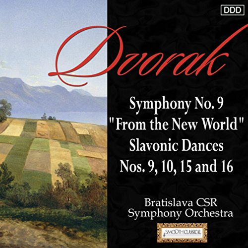 """Symphony No. 9 in E Minor, Op. 95, B. 178 """"From the New World"""": III. Molto vivace"""