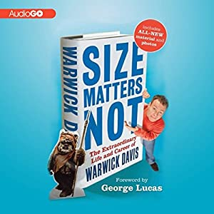 Size Matters Not Audiobook
