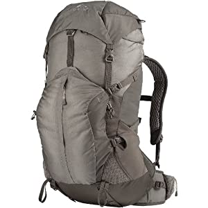 Gregory Mountain Products Z 55 Backpack, Tin Roof Gray, Small
