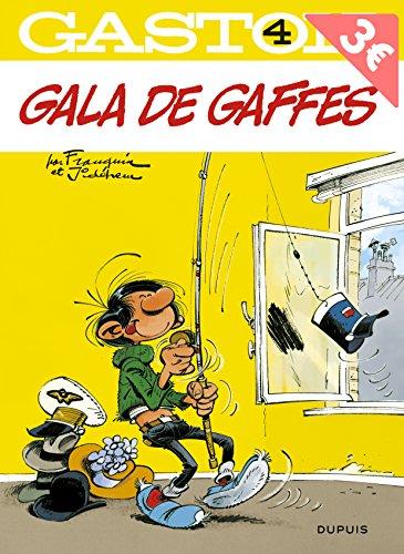 Gaston, tome 4 : Galla de gaffes