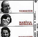 echange, troc Vinicius, Toquinho, Medalha - Como Dizia O Poeta