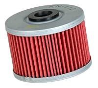 K&N KN-112 Motorcycle/Powersports High Performance Oil Filter by K&N