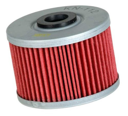 K&N KN-112 Motorcycle/Powersports High Performance Oil Filter image