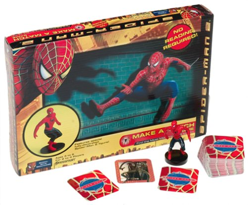 Marvel Spider-Man 2 Make a Match - 1