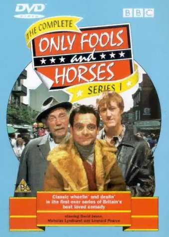 Only Fools and Horses – The Complete Series 1