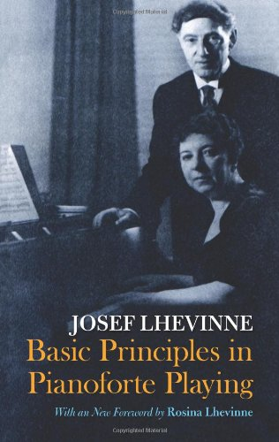 Basic Principles in Pianoforte Playing (Dover Books on Music) PDF