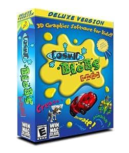 Cosmic Blobs: Lab Rat Edition - Deluxe Version (Win/Mac) [Old Version]