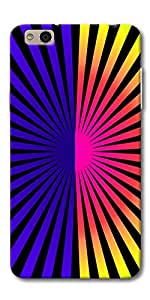 DigiPrints Designer Back cover for InFocus Bingo 50 Plus-Multicolor