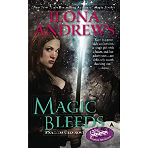 Magic Bleeds, Kate Daniels 4