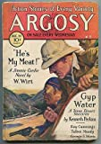 [Pulp magazine]: Argosy -- December 20, 1930, Volume 217, Number 4