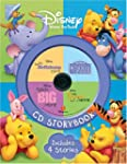 Winnie the Pooh Movies CD Story Book