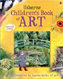 Rosie Dickins Children's Book of Art