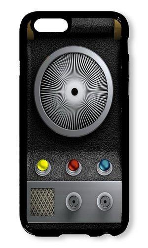 iPhone 6 Plus/6S Plus Case,iPhone 6 Plus/6S Plus Case (5.5) AOFFLY® Star Trek Communicator PC Hard Case For Apple iPhone 6 Plus/6S Plus Case - PC Black