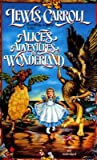 Alices Adventures in Wonderland   [ALICES ADV IN WONDERLAND] [Mass Market Paperback]