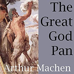 The Great God Pan Audiobook