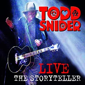Todd Snider Live - The Storyteller