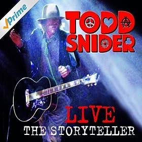 Todd Snider Live - The Storyteller