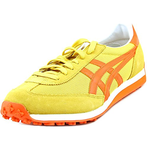 newest 87e38 105fe Onitsuka Tiger EDR 78 Classic Running Shoe, Yellow/Orange, 10.5 M US