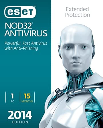 ESET NOD32 Antivirus 2014 Edition 1 User 15 Months  [Download]