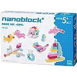 ナノブロックプラス ベーシックセット キュート PBS-003