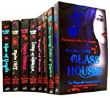 Rachel Caine Morganville Vampires 8 Books Collection Set (Rachel Caine Collection) (Morganville Vampires) (Glass Houses, The Dead Girls Dance, Midnight Alley, Feast of Fools, Lord of Misrule, Carpe Corpus, Fade Out, Kiss of Death)