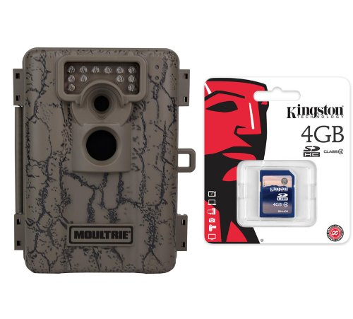 MOULTRIE Game Spy A-5 Low Glow Infrared 5 MP