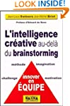 Intelligence creative.. brainstorming